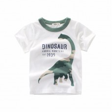 Korean children's clothing new summer boys short sleeve T-shirt