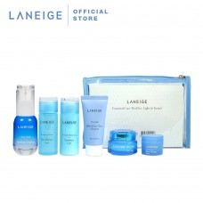 Laneige essential care trial set light